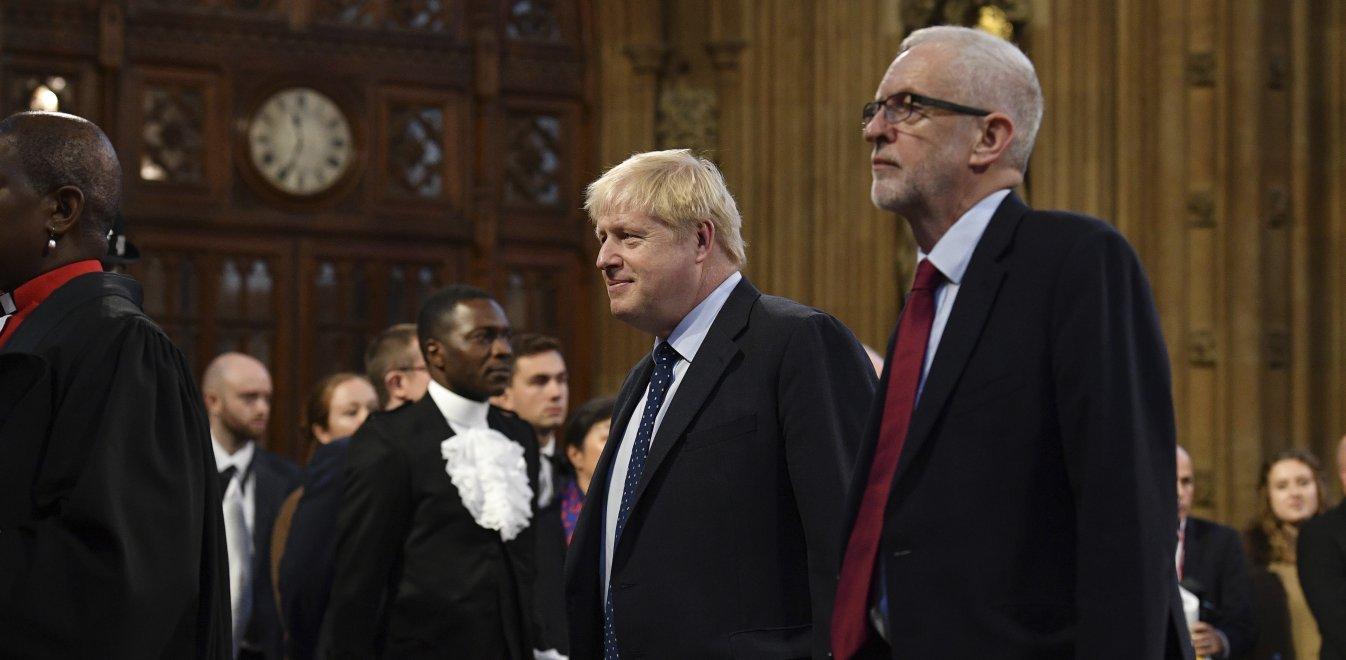 Ο Τζόνσον απειλεί με απόσυρση του νομοσχεδίου για το Brexit