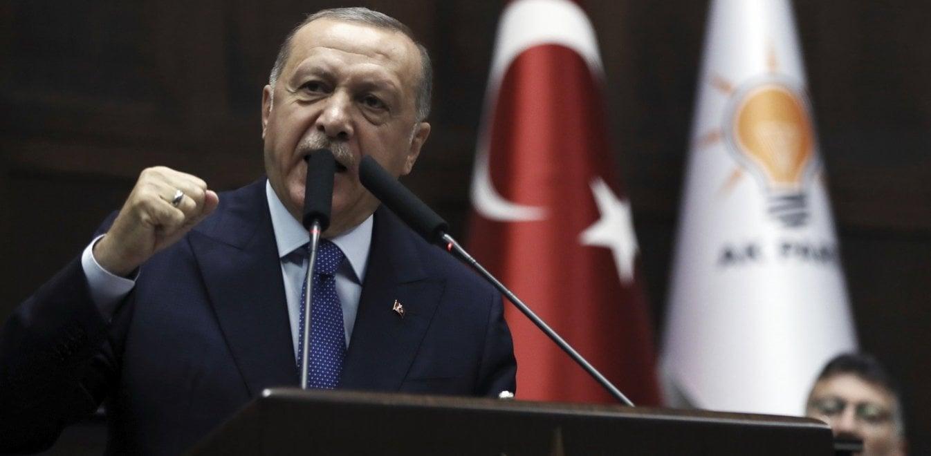 Ερντογάν: Αν δεν τηρηθούν τα συμφωνηθέντα, θα συνεχίσουμε την επιχείρηση