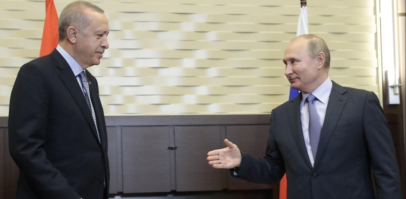 Νέα διορία στην Τουρκία για τη Συρία μετά τη συμφωνία με τη Ρωσία