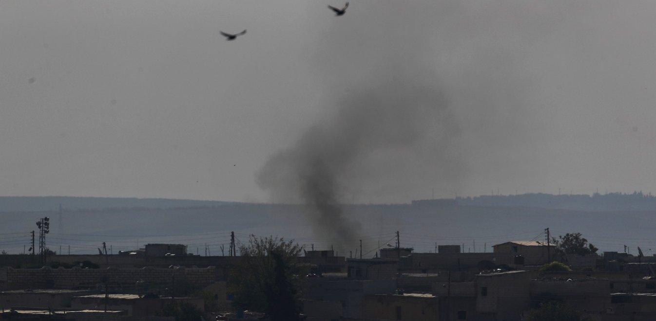 Συρία: Χτύπημα Κούρδων σε στρατιωτική βάση της Τουρκίας - 5 τραυματίες
