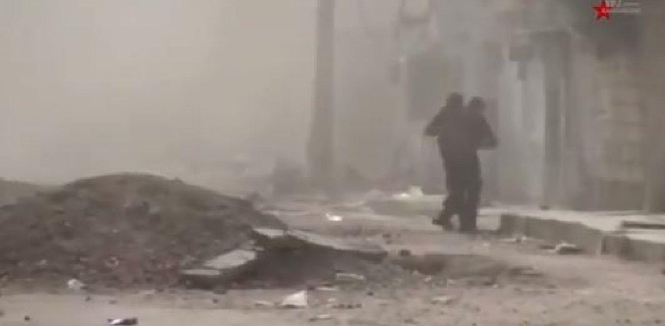 Βίντεο - ντοκουμέντο: Κούρδοι μαχητές προσπαθούν να σώσουν τραυματισμένους συντρόφους
