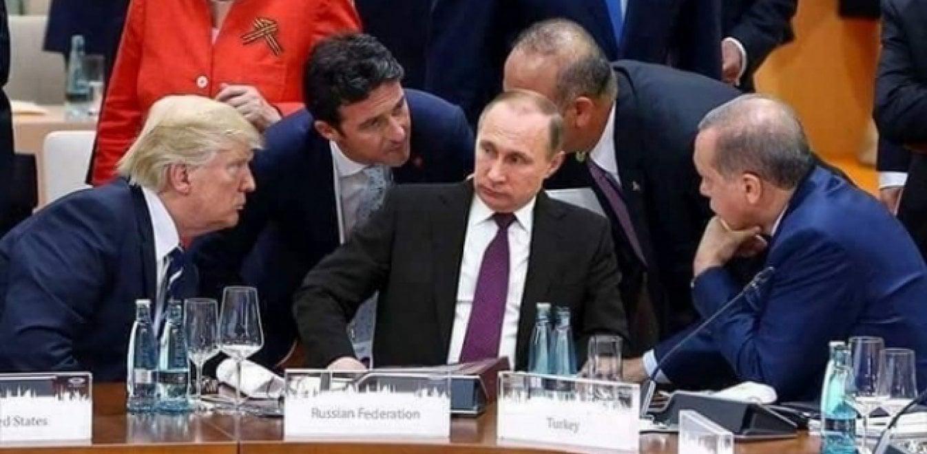 Ο ρόλος-κλειδί της Ρωσίας στη Συρία αποτυπώνεται σε αυτήν τη φωτογραφία (pic)