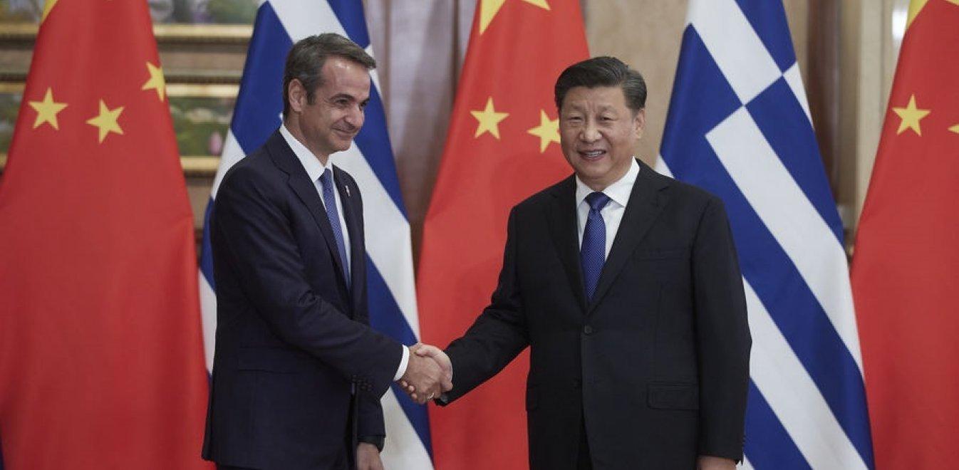 Μητσοτάκης σε Κινέζο Πρόεδρο: Θα διευκολύνουμε τους ξένους επενδυτές