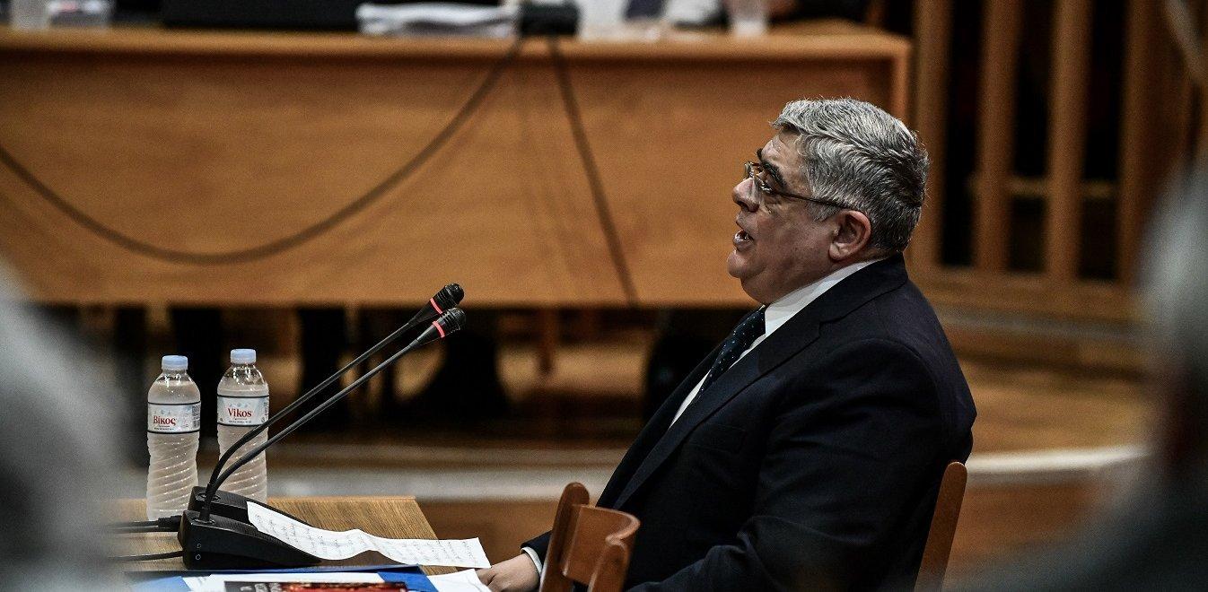 Δίκη Χρυσής Αυγής - Απολογία Μιχαλολιάκου: Ζωντανή ενημέρωση