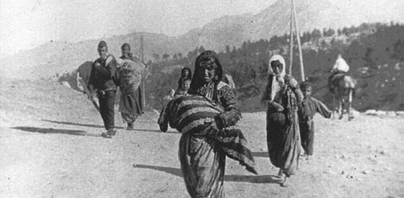 Πρόσφυγες στα ξερονήσια: Συνέβη αλλά με Έλληνες Πόντιους το 1922