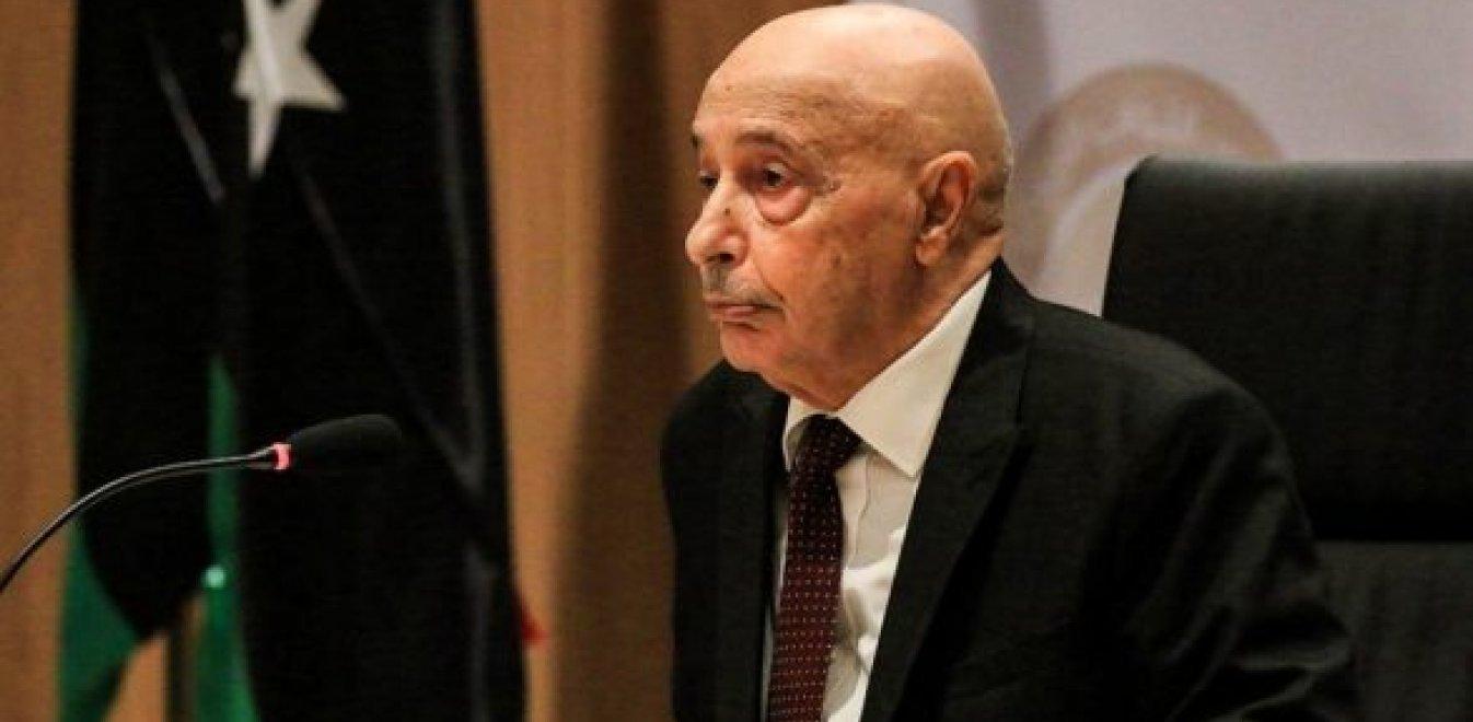 Πρόεδρος Βουλής της Λιβύης στον ΟΗΕ: «Παράνομη η συμφωνία με την Τουρκία»