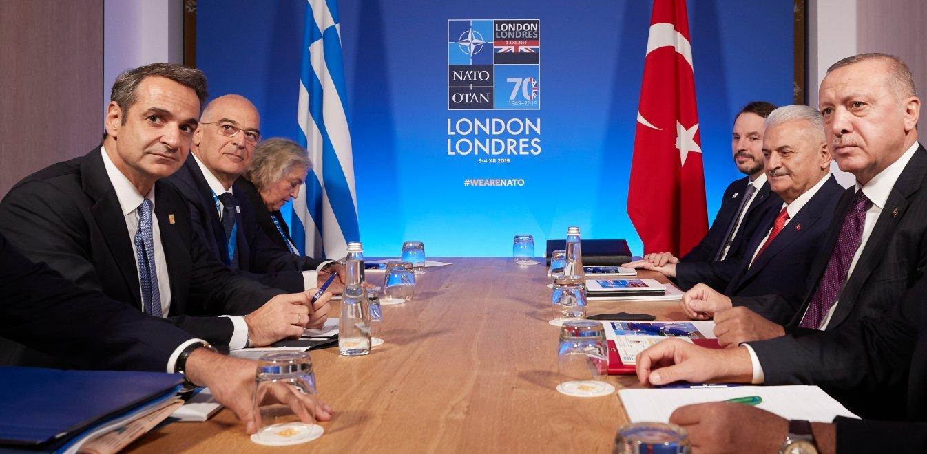 Τα συμπεράσματα από την κρίσιμη συνάντηση Μητσοτάκη - Ερντογάν