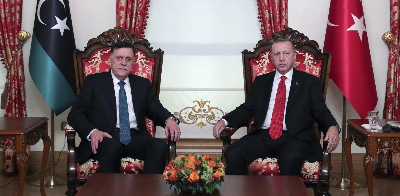Οκτώ λόγοι για τους οποίους η Τουρκία ήρθε στη Λιβύη για να μείνει