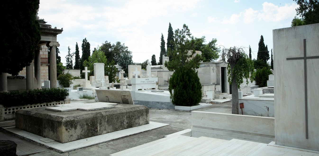 Δήμος Αθηναίων: Ανοίγει 372 τάφους για θύματα από τον κορονοϊό στο Γ' Νεκροταφείο