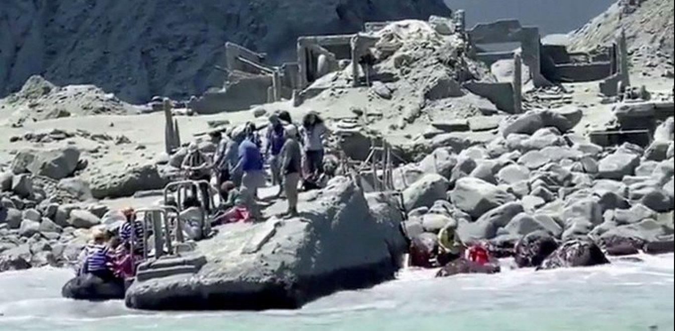 Νέα Ζηλανδία - Εκρηξη ηφαιστείου: Νεκροί, δεκάδες τραυματίες (vids)