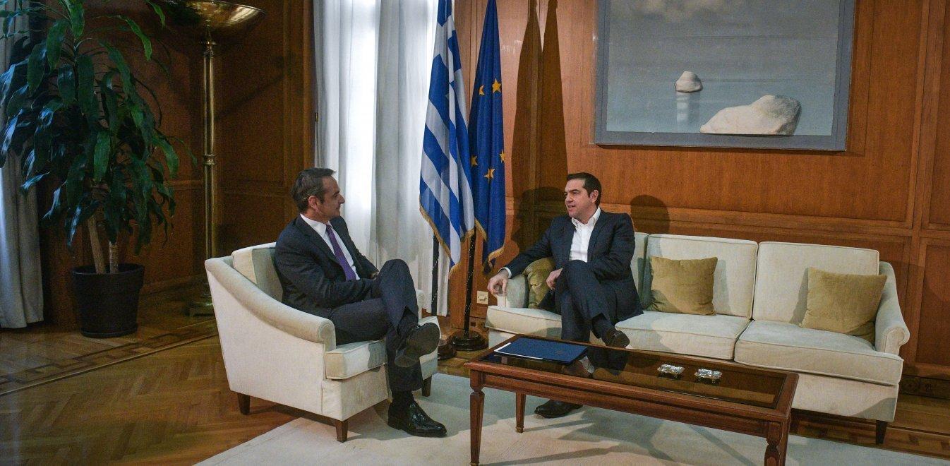 Πού συμφώνησαν και πού διαφώνησαν Μητσοτάκης και πολιτικοί αρχηγοί