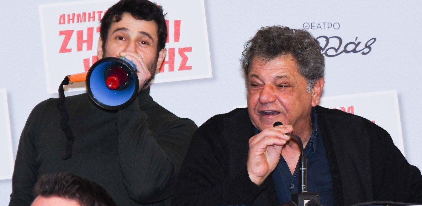 Ο Γεωργούλης απαντά για το YFSF: «Δεν θα φορέσω προσωπείο πολιτικής σοβαροφάνειας»