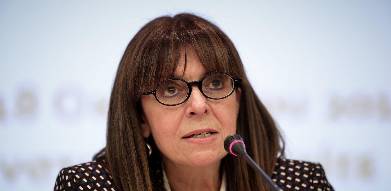 Αικατερίνη Σακελλαροπούλου: Από τη Θεσσαλονίκη στο Προεδρικό Μέγαρο (vid)