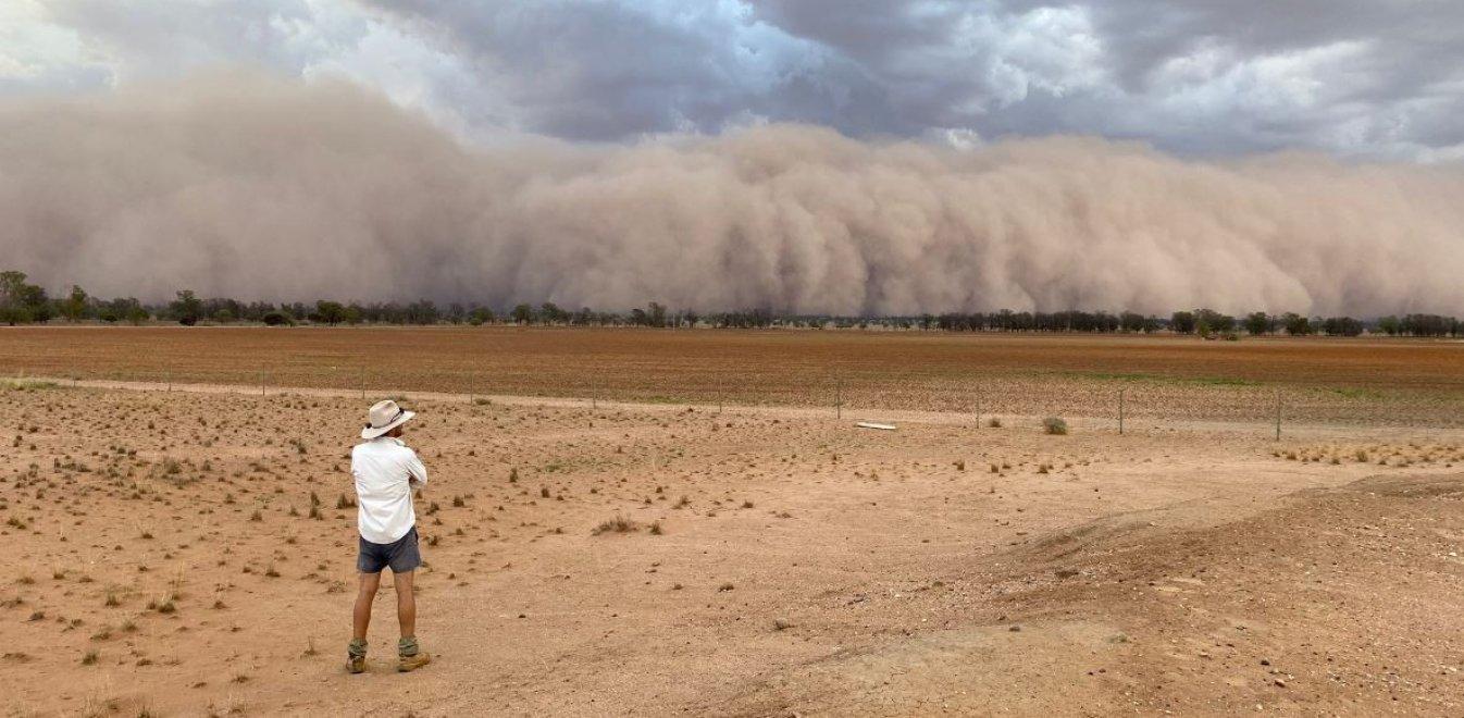 Αυστραλία: Αμμοθύελλες σαρώνουν τη χώρα μετά τις καταστροφικές φωτιές