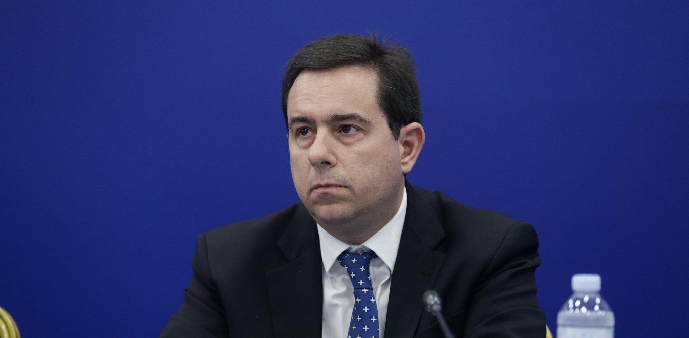 Μηταράκης: Θα γίνουν νέες προσλήψεις - Συνοριοφύλακες και λιμενικοί   Έθνος