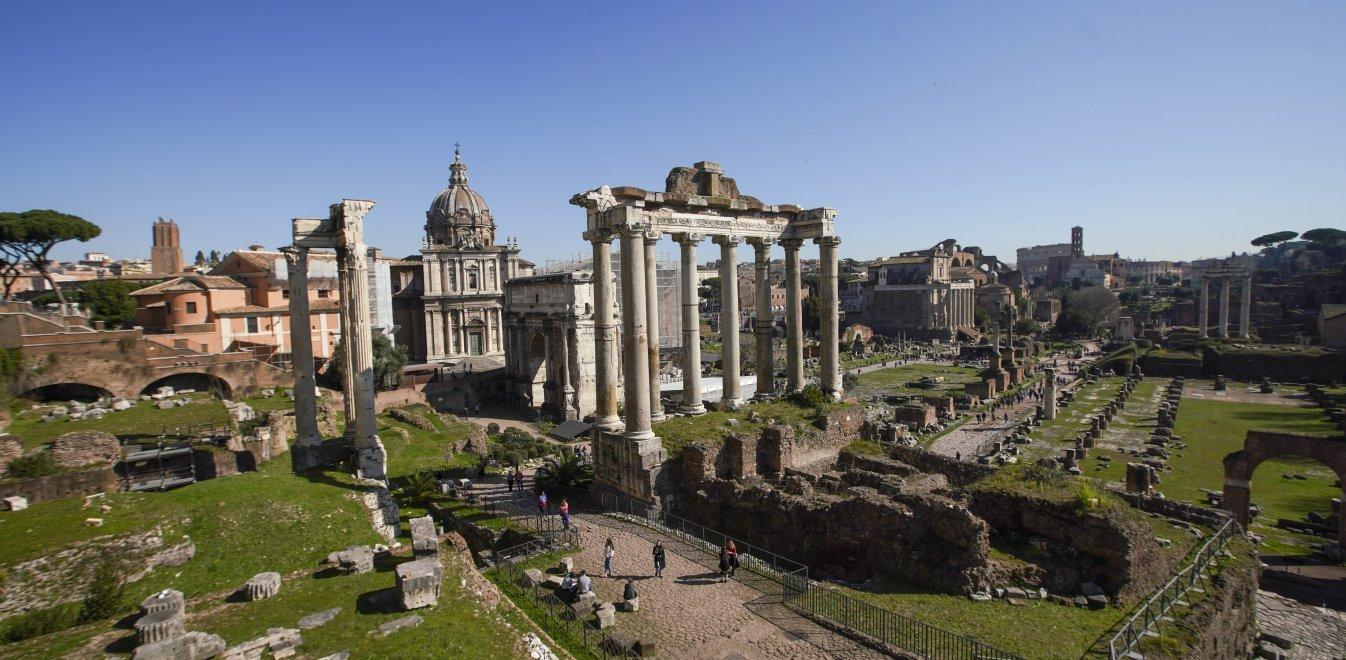 Ιταλία: Παρουσιάστηκε η σαρκοφάγος και ο τάφος του μυθικού ιδρυτή της Ρώμης, Ρωμύλου