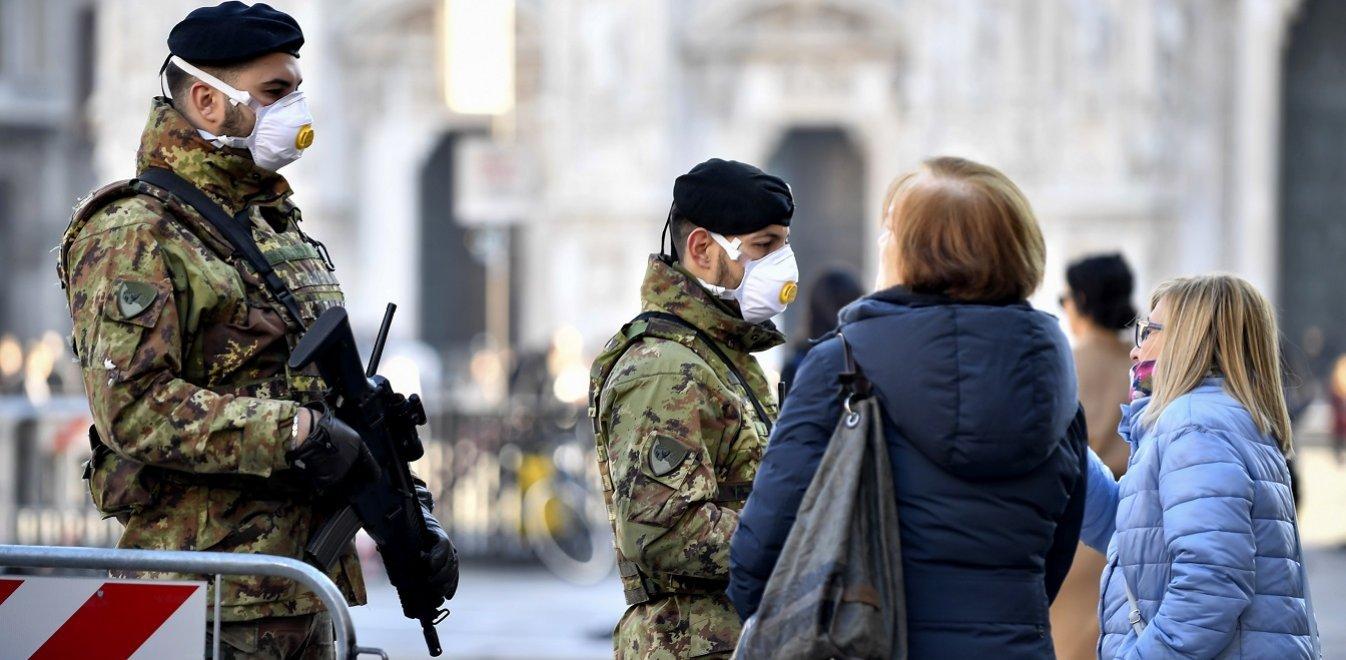 Κοροναϊός: Ενας 62χρονος ο έβδομος νεκρός στην Ιταλία