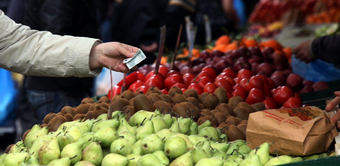 Κορονοϊός: Τεράστιες ελλείψεις σε έναν μήνα σε λαχανικά και φρούτα