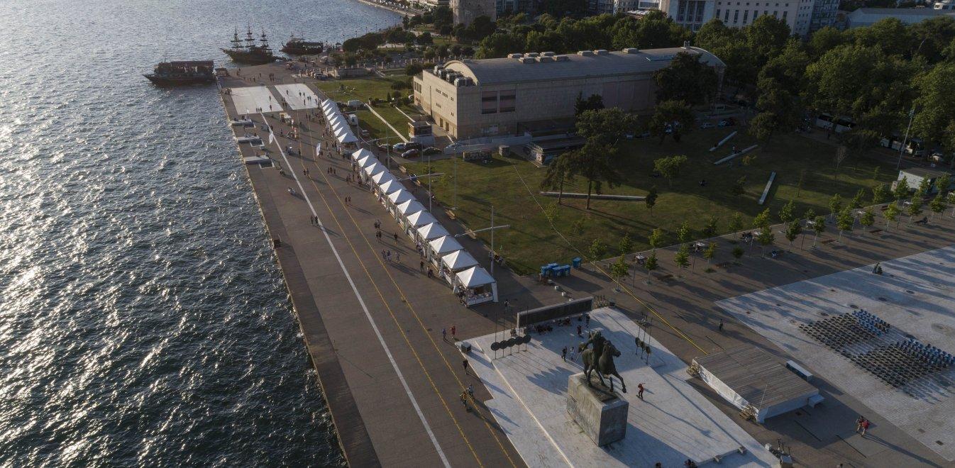Μετά το σάλο κλείνει η παραλία Θεσσαλονίκης με εντολή Χαρδαλιά – Οι ώρες για τους περιπατητές