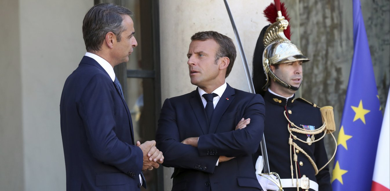 Κορονοϊός: Έκδοση κορονο-ομολόγων προτείνει ο Μητσοτάκης και άλλοι 8 Ευρωπαίοι ηγέτες