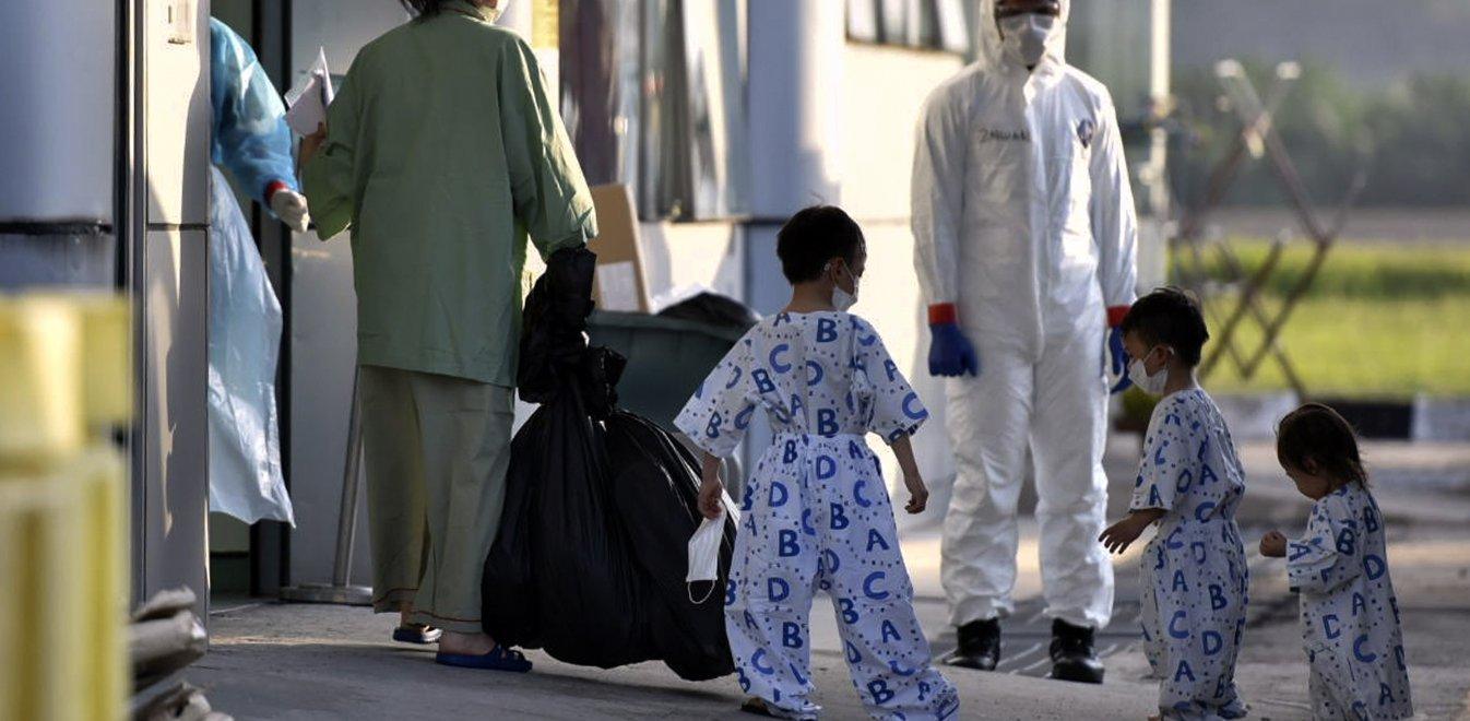 Κορονοϊός: Τα συμπτώματα που εμφανίζουν τα παιδιά – Δεν είναι τα τυπικά