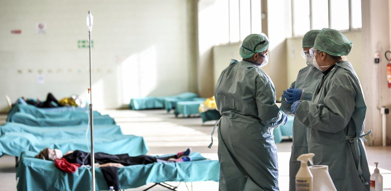 Κορονοϊός - Ιταλία: Νεκροί 37 γιατροί - Πάνω από 6.000 υγειονομικοί υπάλληλοι νοσούν