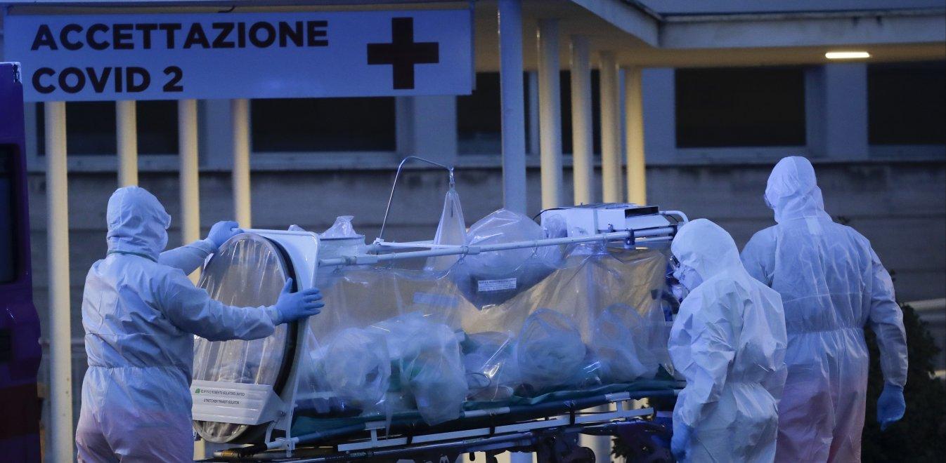 Κορονοϊός: Ασθενής 100 ετών στην Ιταλία νίκησε τον ιό και πήρε ...