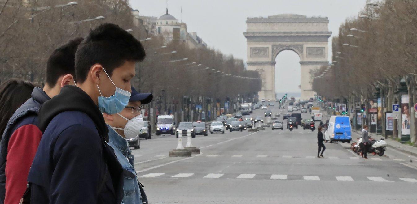 Κορονοϊός: Πώς δίνεται η ειδική άδεια στη Γαλλία - Τι χαρτί συμπληρώνουν οι πολίτες
