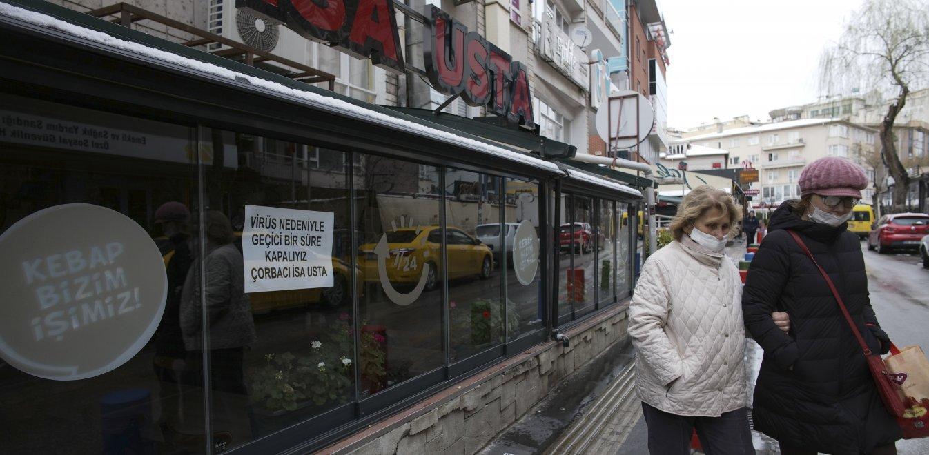 Favipiravir: Το κινεζικό φάρμακο που δοκιμάζει η Τουρκία κατά του κορονοϊού
