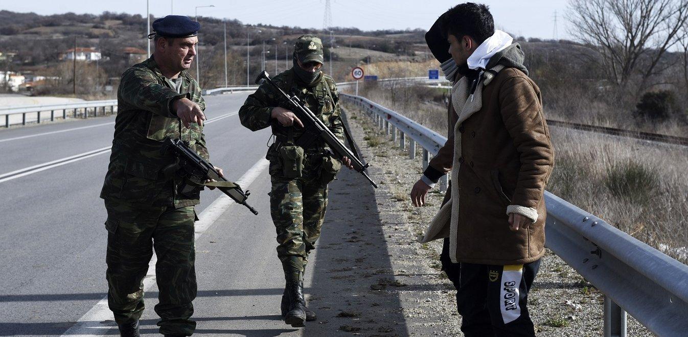 Έβρος: Καταφτάνει τανκ-«θηρίο» από την Αυστρία, στέλνουν ενίσχυση οι Πολωνοί
