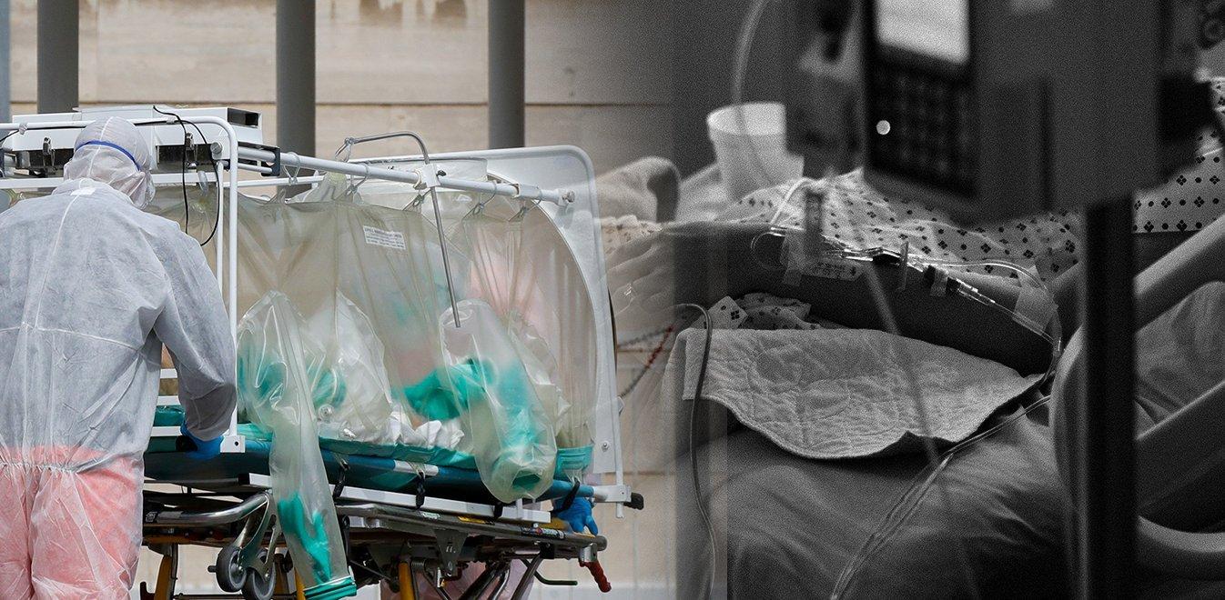 Κορονοϊός: Στους 41 ανήλθε ο αριθμός των νεκρών - Ενας ακόμη στην Ξάνθη