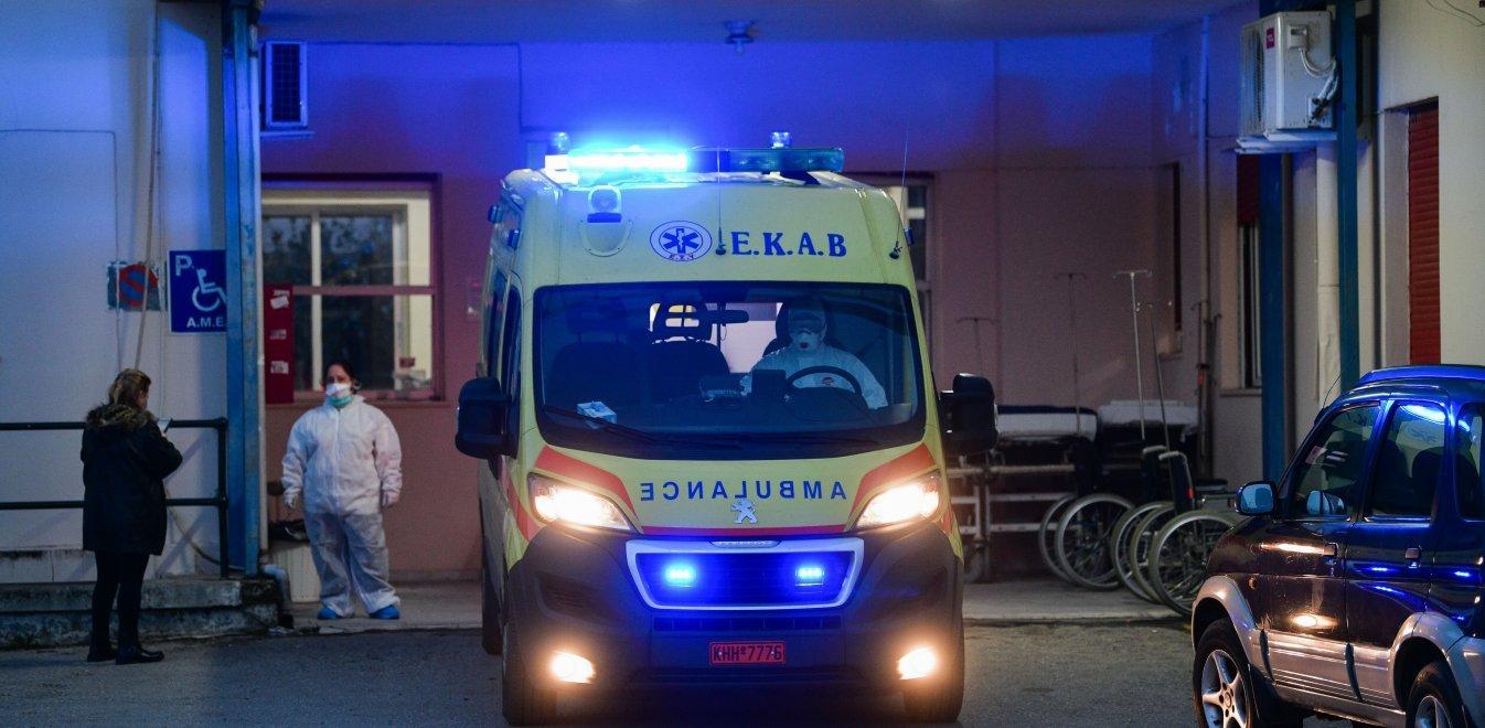 Κορονοϊός - Μαλεσίνα  : Τρίτος θάνατος από κορωνοϊό στο Νοσοκομείο Λαμίας