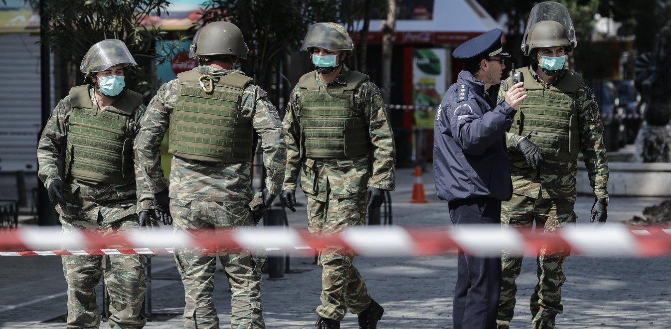 Κορονοϊός:Οι Ένοπλες Δυνάμεις ρίχνονται στη μάχη κατά του ιού! Τεστ για όλους από την επόμενη ΕΣΣΟ
