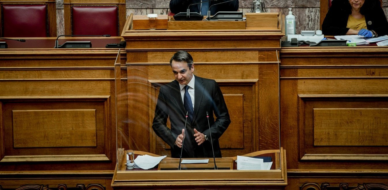 PM Mitsotakis: Eco-friendly prosperity a top priority for this government
