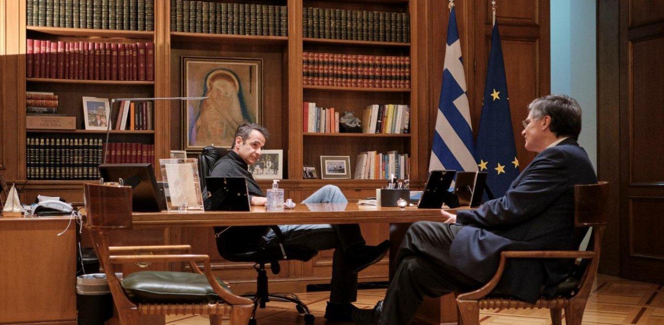 Κορονοϊός: Απομακρύνεται το σενάριο πιο «σκληρών» μέτρων από την κυβέρνηση