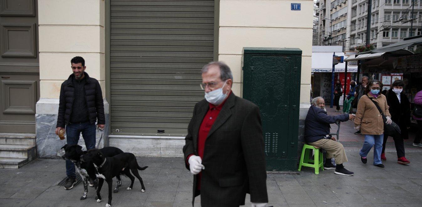 Κορονοϊός: «Κορύφωση τον Απρίλιο στην Ελλάδα» - Πώς χτυπά το νευρικό σύστημα