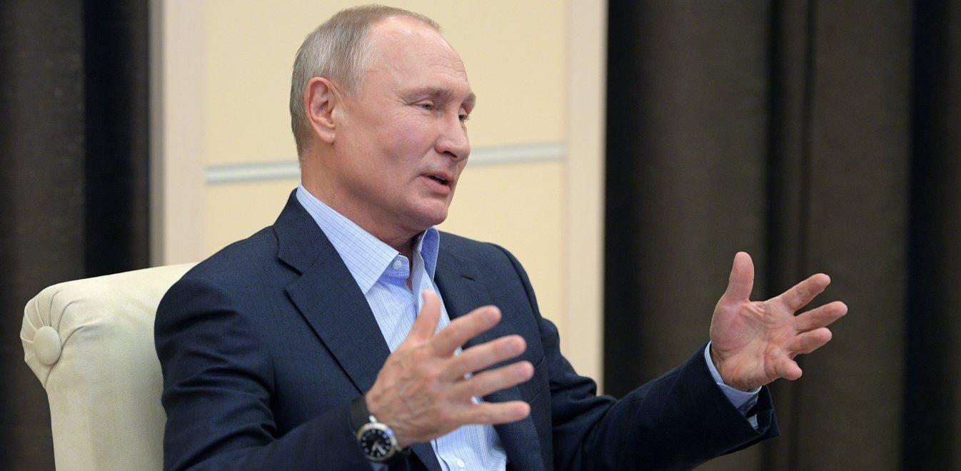 Ρωσία: Τι είπε ο Πούτιν για Αρχαία Σπάρτη, Ορθοδοξία, Τζακ Λόντον και κορονοϊό