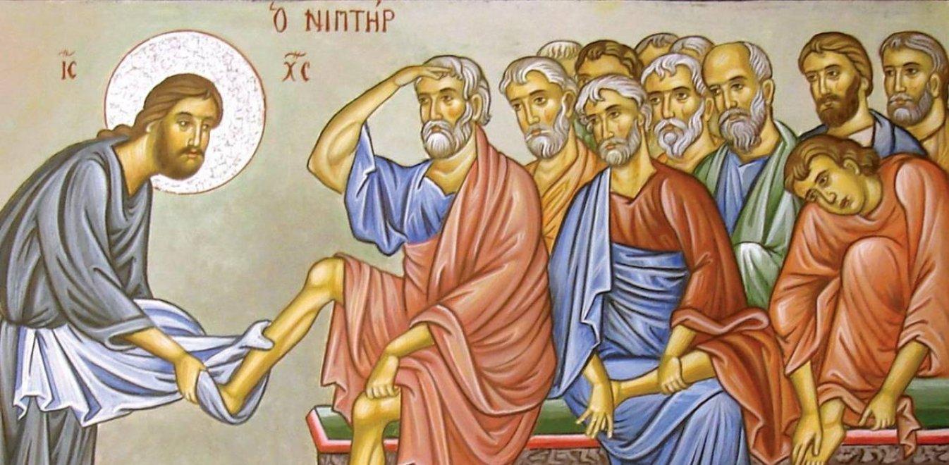 Μεγάλη Τετάρτη: Η αμαρτωλή που μετανόησε - Το Ιερό Ευχέλαιο και η ...