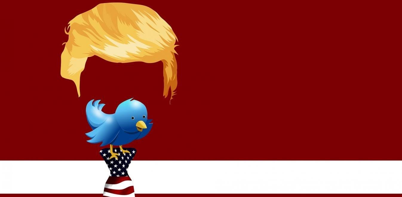 Twitter: Στην αναζήτηση «ρατσιστής» εμφανίζεται πρώτος ο Τραμπ