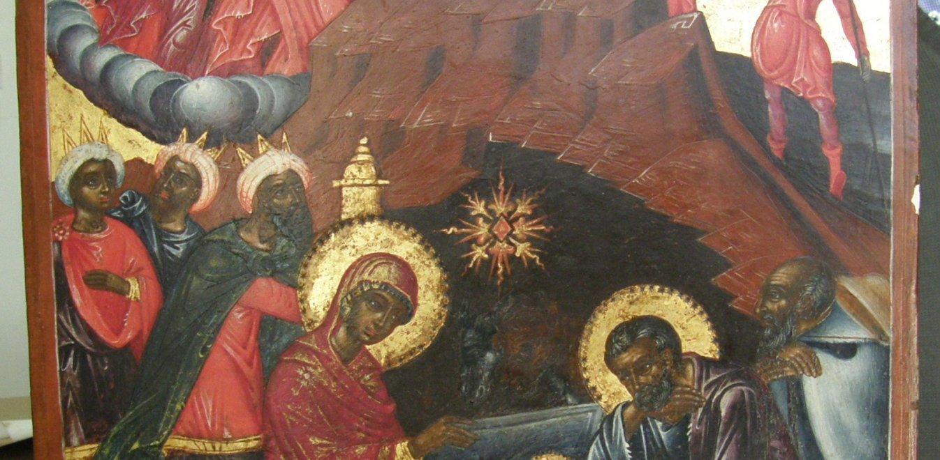 Γιάννενα: Επαναπατρίστηκε μια ακόμη εικόνα από την Καλουτά Ζαγορίου!