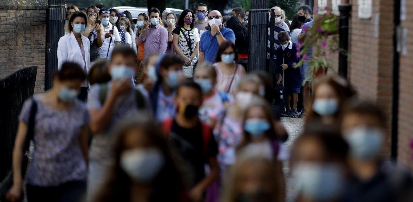 Κορονοϊός: 436 νέα κρούσματα, 25 θάνατοι - Προς Lockdown Δήμος Χαλκιδέων και Διρφύων Μεσσαπίων