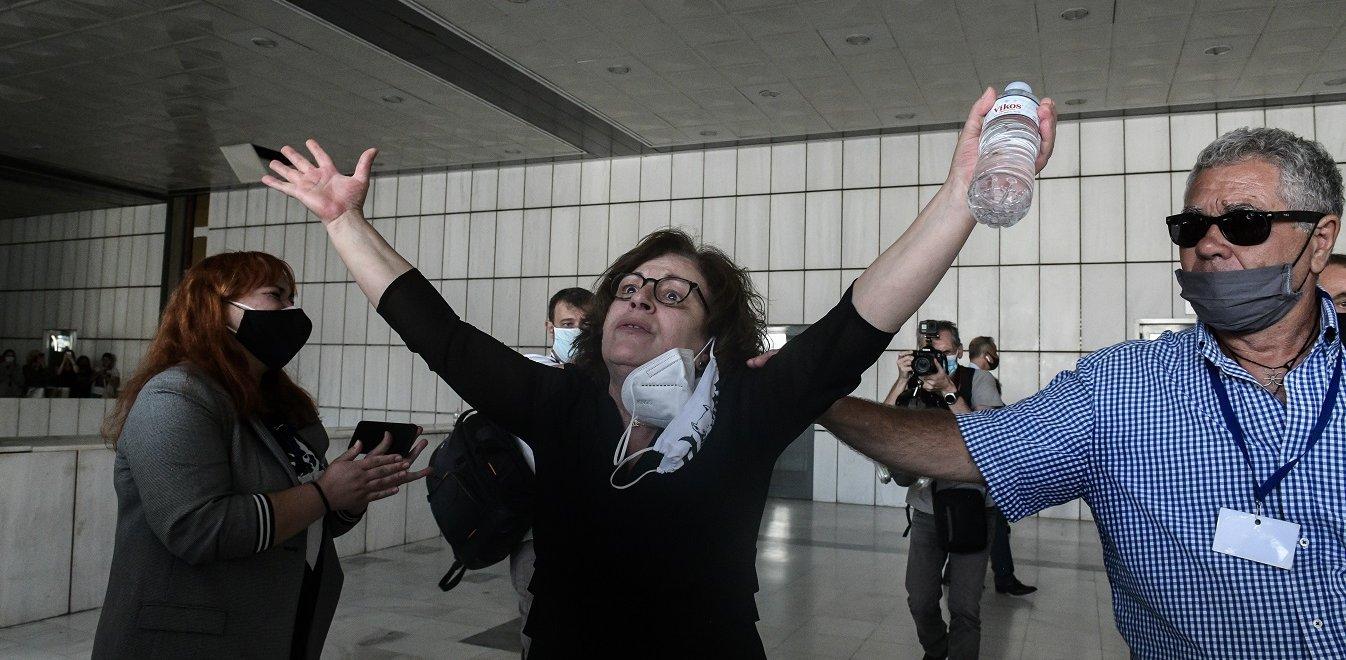 Δίκη Χρυσής Αυγής: Το παράδειγμα που έδωσε η Μάγδα Φύσσα | Έθνος