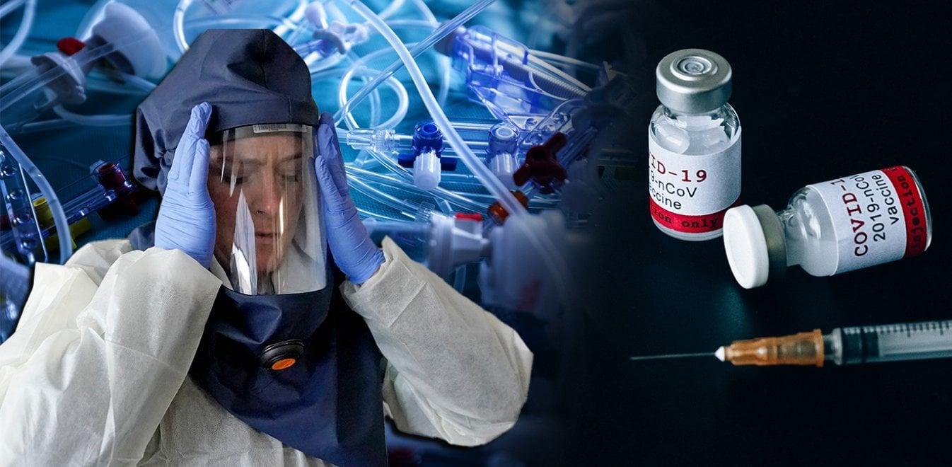 Κορονοϊός - Εμβόλιο: Οι τρεις νέες παρενέργειες από το εμβόλιο που ανακοίνωσαν ειδικοί του CDC