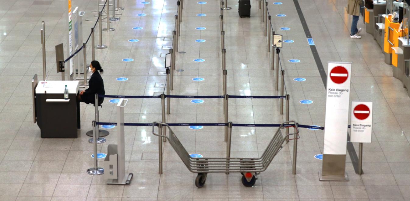 Βρετανία: «Συναγερμός» στο αεροδρόμιο του Μάντσεστερ