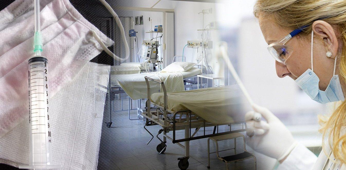 Κορονοϊός : 3833 νέα κρούσματα-104 νεκροί - 819 διασωληνωμένοι  - 40 κρούσματα στην Βοιωτία