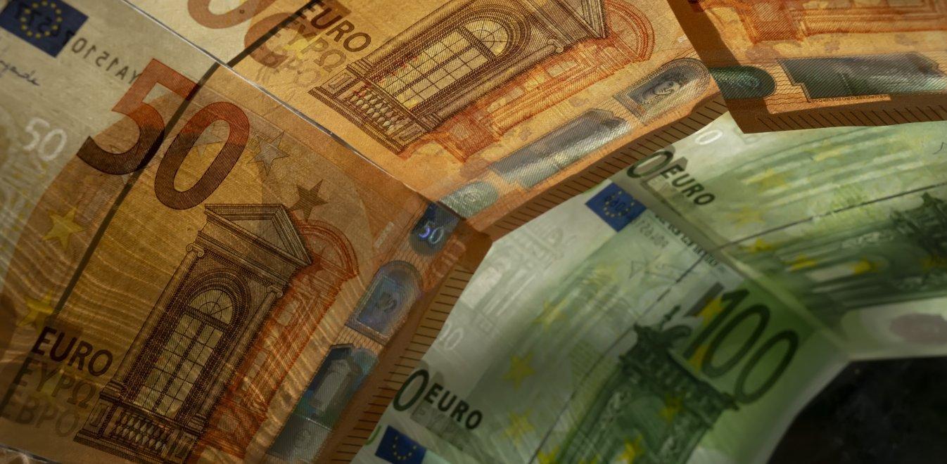 λεφτά, ευρώ