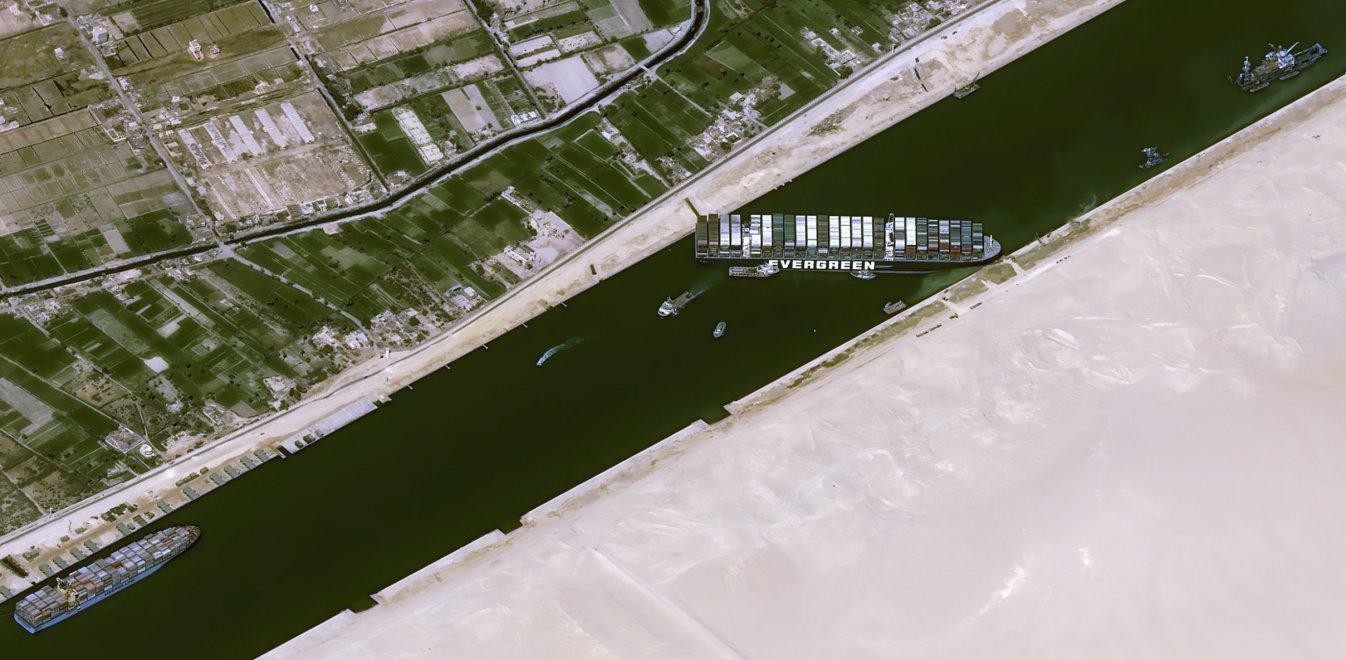 Πλοίο, Σουέζ