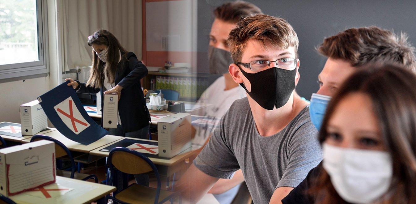 Αύριο το πρώτο κουδούνι στα Λύκεια, ανοιχτό το self-testing.gov.gr, όλα τα μέτρα και οι οδηγίες για το πως θα κάνετε τα self test