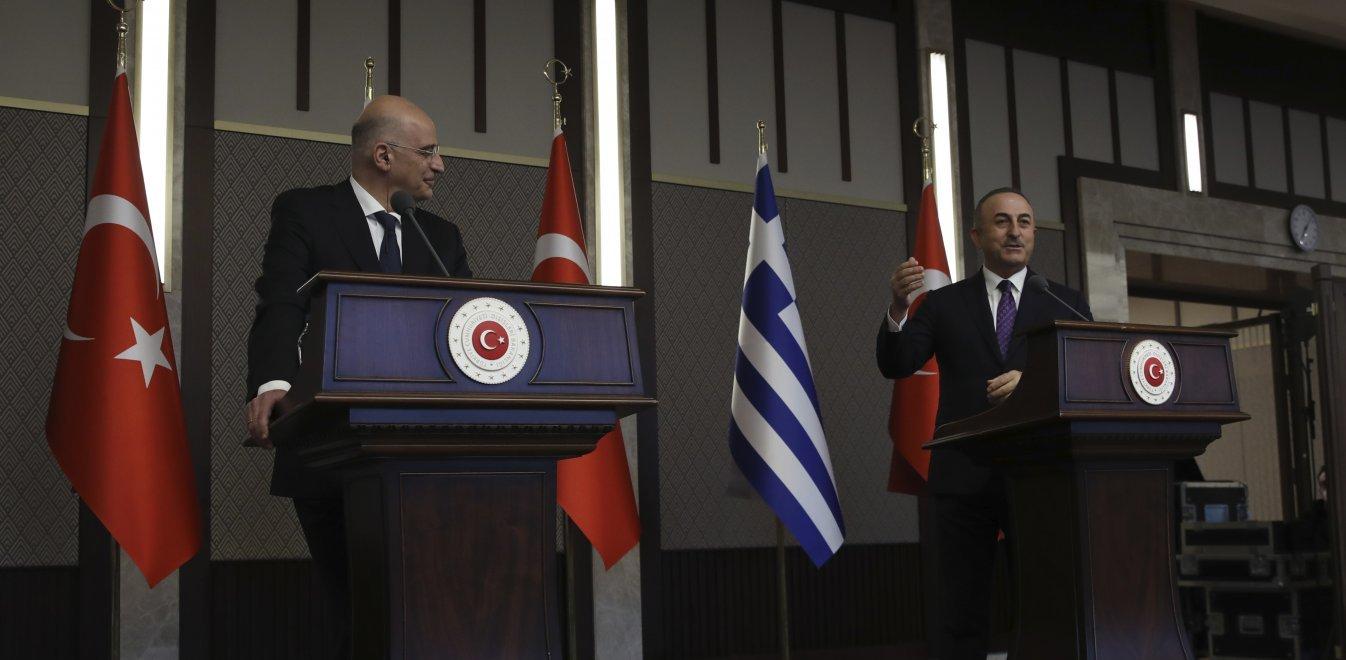 Η Αθήνα έκοψε τον βήχα του Ερντογάν - Η εντολή Μητσοτάκη σε Δένδια στο Μαξίμου | Έθνος