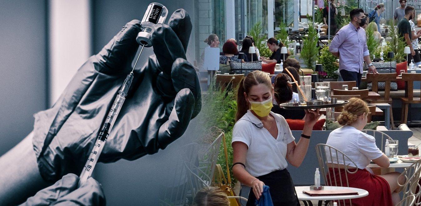 Covid-19 | Κλείδωσε το «μπλόκο» ανεμβολίαστων σε κλειστούς χώρους | Ποια μέτρα θα ανακοινωθούν